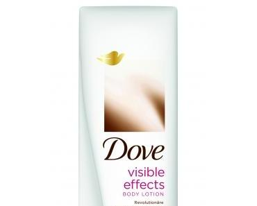 Dove visible effects Body Lotion - Ergebnis