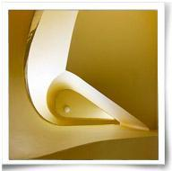 sagenhafte Treppenhausfotografien