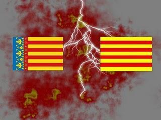 Valencia's Hassliebe zu den Paisos Catalans