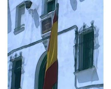 Alt und vergessen unter der Sonne Andalusiens