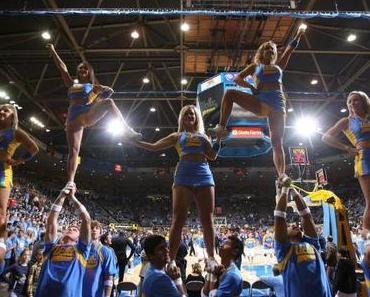 Cheerleading als Wettkampfsport