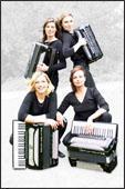 Termintipp: Berliner Akkordeon Quartett