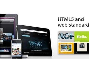 HTML5 ist die Zukunft