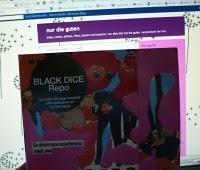 Black Dice - Repo