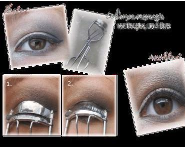 How to do: Wimpernzange anwenden
