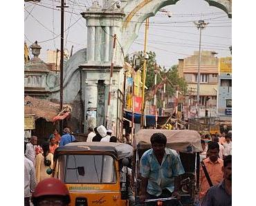 Endlich in Indien