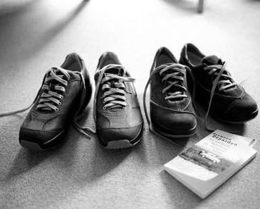 Schuhe als neues Trainings-Wundermittel
