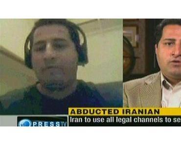 Shahram Amiri ist in Teheran eingetroffen
