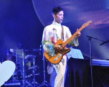 Auch Prince slowt down.