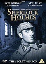 Sherlock Holmes: Rathbone-Filmserie 1939-46