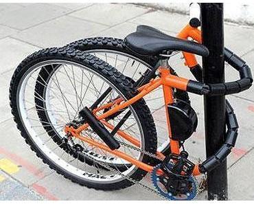 Dieses Fahrrad klaut niemand!