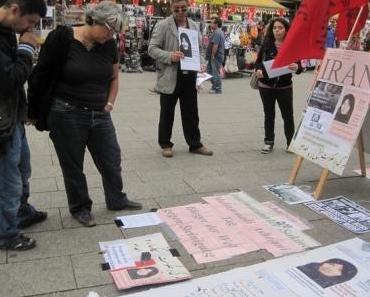 24. Juli – Internationaler Sakineh Mohammadie Ashtini Tag