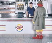 Verbotene Werbung