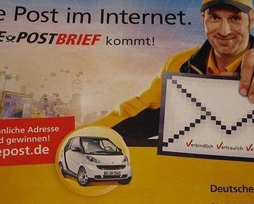 E-Post und De-Mail was ist das eigentlich