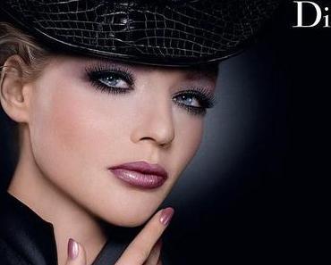 Dior Smokey Eyes in Violett für den Herbst