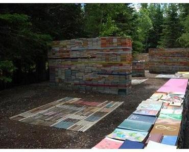 Bücherwald – neues Leben für alte Schinken