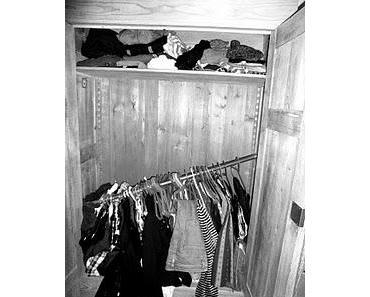 Wenn Kleiderschränke zusammenbrechen...
