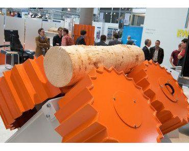 LIGNA HANNOVER 2011 bietet der Säge- und Holzindustrie eine internationale Plattform