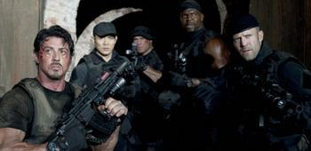 "5teilige Behind The Scenes Serie zu ""The Expendables"""