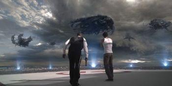 Erster Trailer zu Alien-Invasionsfilm 'Skyline'