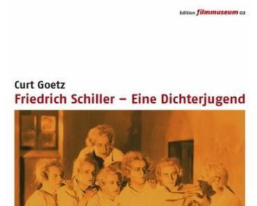 FRIEDRICH SCHILLER – EINE DICHTERJUGEND (1923)