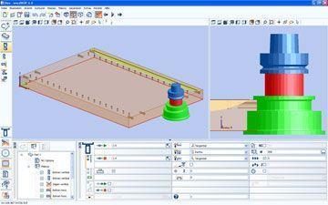 woodWOP 6.0 - 3D jetzt auf allen Venture Bearbeitungszentren