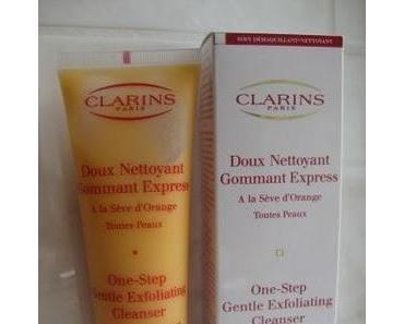Clarins One-Step Gentle Exfoliating Cleanser