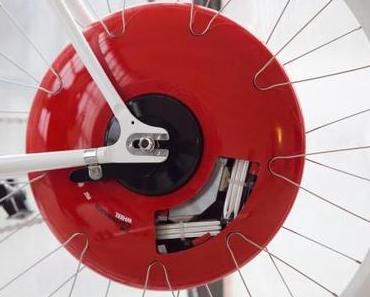 The Copenhagen Wheel & Schindelhauer mit Riemenantrieb