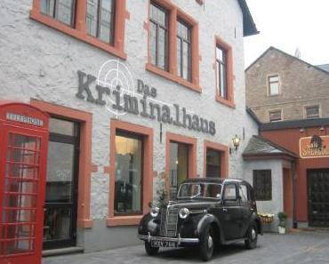Das erste Krimi-Hotel eröffnet bald