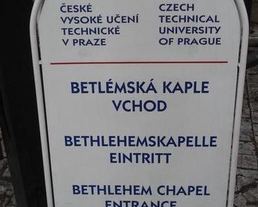 die Bethlehemskapelle in Prag