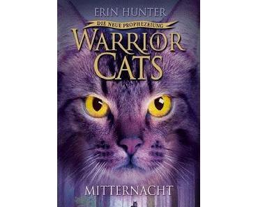 [Buchvorstellung] Warrior Cats - Die neue Prophezeiung 01. Mitternacht