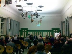 Gedanken bei einer Bürgerversammlung