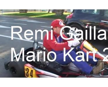Remi Gaillard: Real Life Mario Kart 2