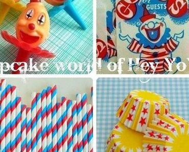 Retrofriday...with the cupcake World of Hey YoYo