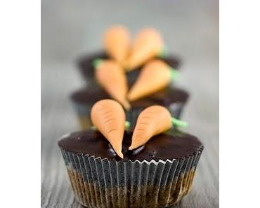 Rübli-Muffins (vegan)