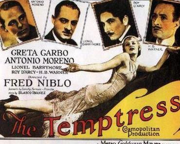 Garbo im Stummfilm – die tragische Verführerin