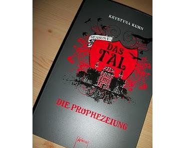 "[REZENSION] ""Das Tal Season 1.4 Die Prophezeiung"" (Band 4)"