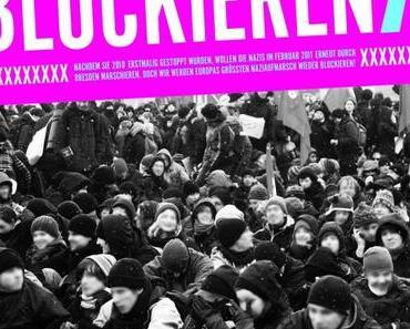 Polizeieinsatz gegen Dresden-Nazifrei [UPDATE 2]