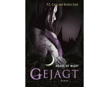 House of Night 05 – Gejagt von P.C. und Kristin Cast