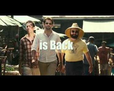 "Brandaktuell: Teaser Trailer zu ""Hangover 2″"