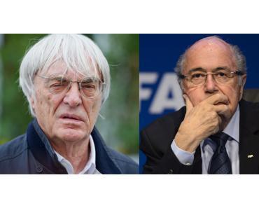 Formel 1 mehr cash als die FIFA