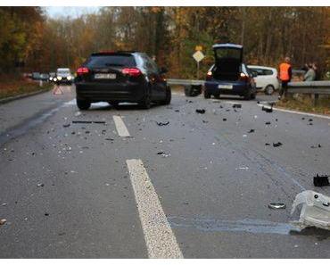 Motorradunfall Zell – Biker tödlich verletzt