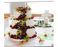 Totenkopf Hochzeitstorte