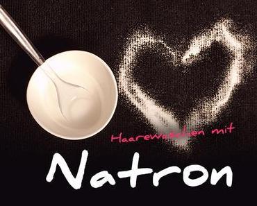 Haarewaschen mit Natron, ein Selbsttest