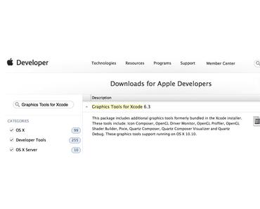 Mac OS X: Wie können .icns (Apple Icon Image format) Icons kostenlos mit dem Icon Composer erstellt werden?