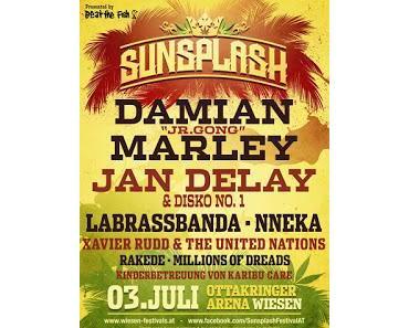 Sunsplash Festival 2015