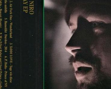 Roboti Niro – Halfway EP