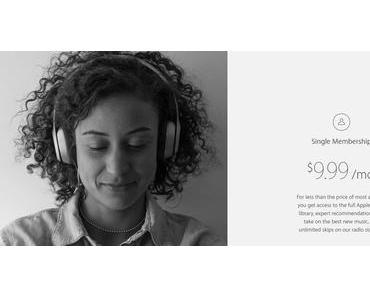 Apple Music erlaubt auch die Offline-Nutzung