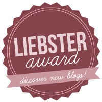 Liebsteraward ♥
