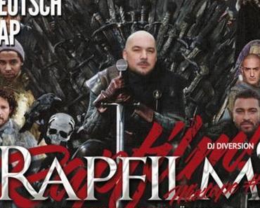 RAPFILM! Mixtape #2 // AUF DEM DEUTSCHRAPFILM HÄNGEN GEBLIEBEN // free download